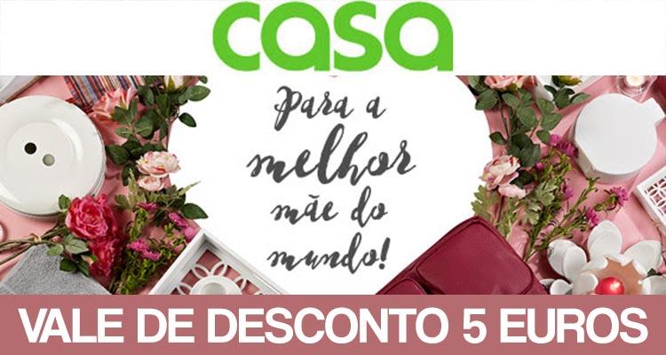 Photo of Vale de 5 Euros Lojas Casa Dia da Mãe