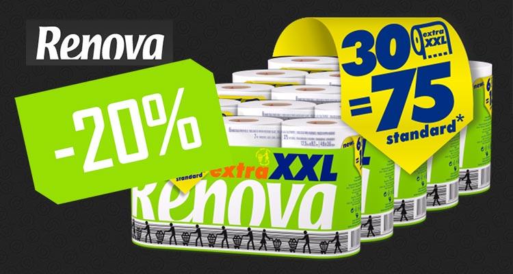 Photo of 20% de Desconto Renova XXL