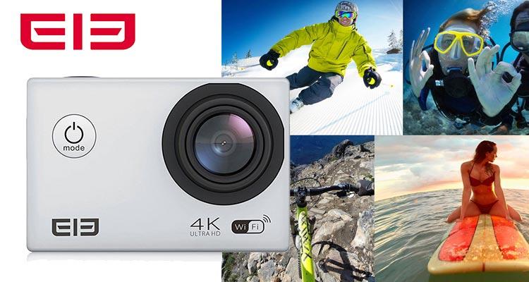 Photo of Action Cam 4K com Desconto