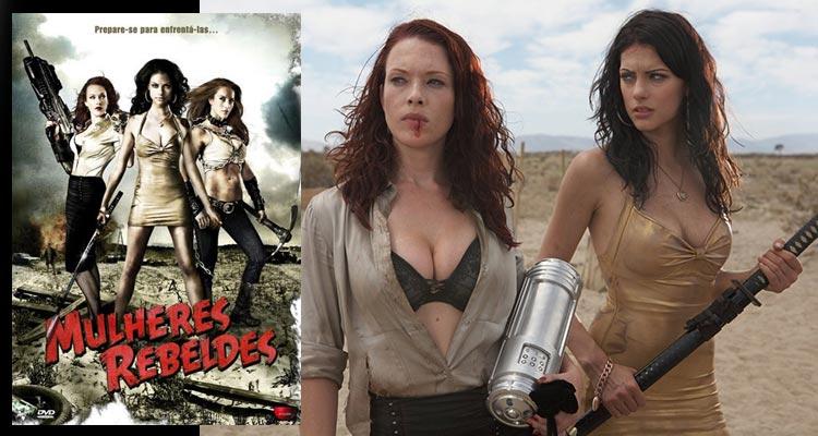 "Ganha DVD's ""Mulheres Rebeldes"""