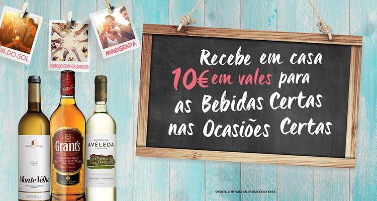 Photo of Ganha 10 Euros em Vales para Bebidas