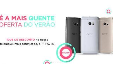 100 Euros Desconto HTC10
