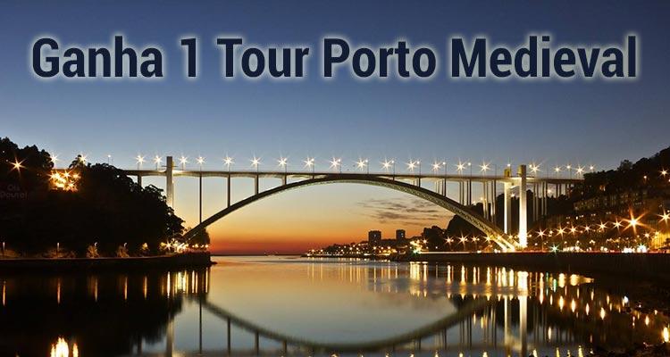 Ganha 1 Tour Porto Medieval