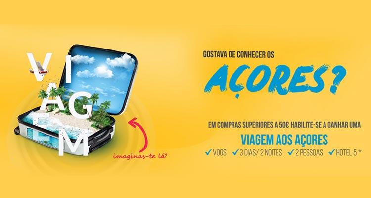 Photo of Ganha 1 Viagem aos Açores com a SmartTalk