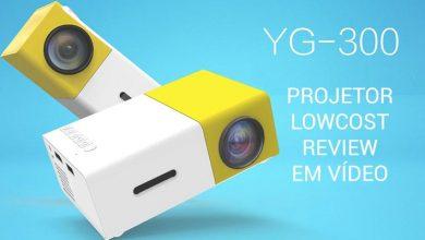 YG-300 Review em Português com Vídeo