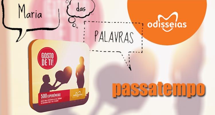 Photo of Ganha 1 Pack Odisseias Gosto de Ti