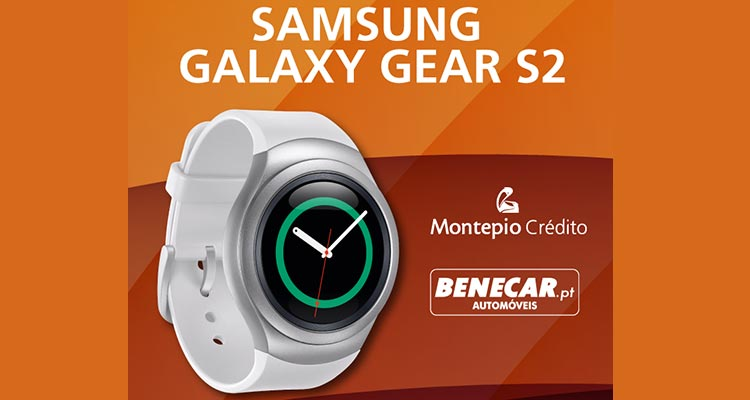 Photo of Ganha 1 Samsung Galaxy Gear S2