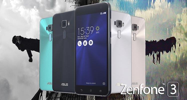 Photo of Ganha 1 ZenFone 3 da Asus