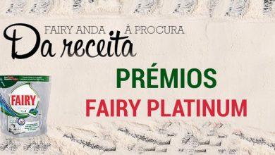 Prémios Fairy Platinum