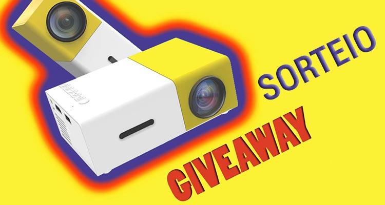 Photo of Sorteio Giveaway YG-300