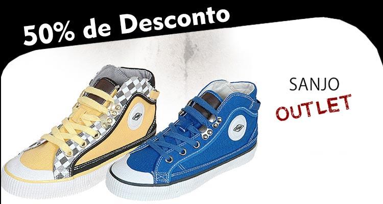 Photo of Sapatos Sanjo a Metade do Preço