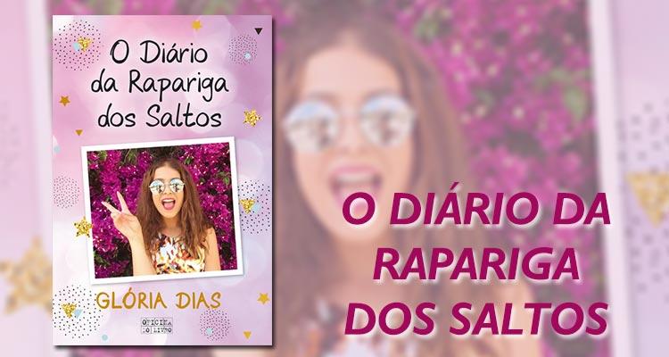 """Photo of Ganha """"O Diário da Rapariga dos Saltos"""""""