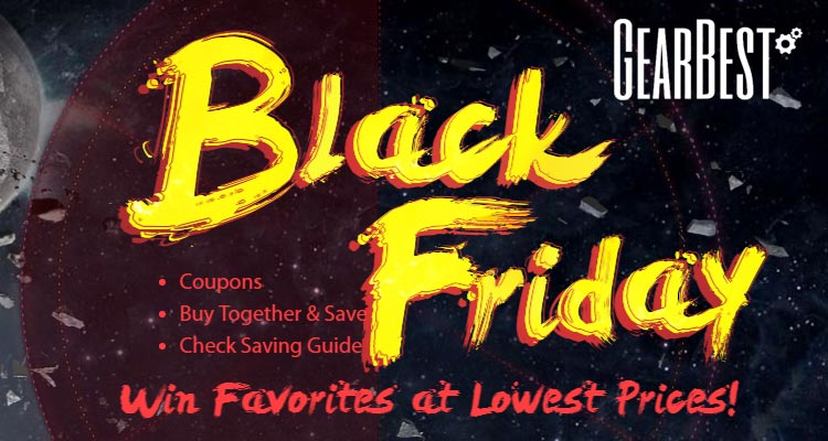 Photo of Black Friday Gearbest 2016