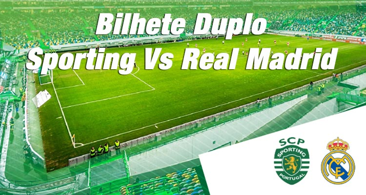 Real madrid vs sporting ao vivo