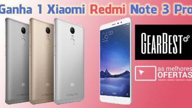 Ganha 1 Xiaomi Redmi Note 3 Pro