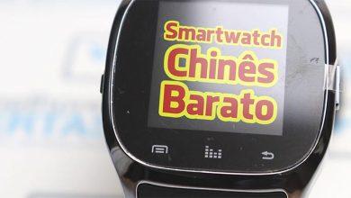 Smartwatch por menos de 10 Euros