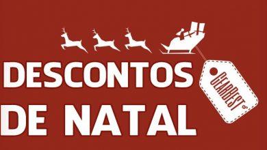 Descontos de Natal Gearbest