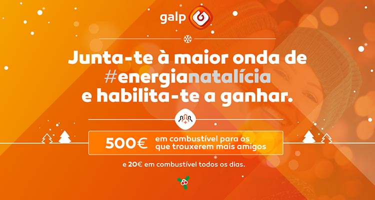 Photo of Ganha até 500 Euros em Combustível GALP