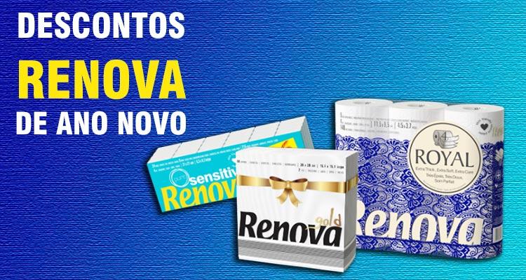 Photo of Descontos Renova de Ano Novo