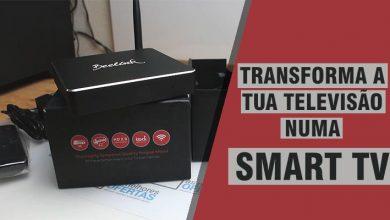 Smart TV com Beelink