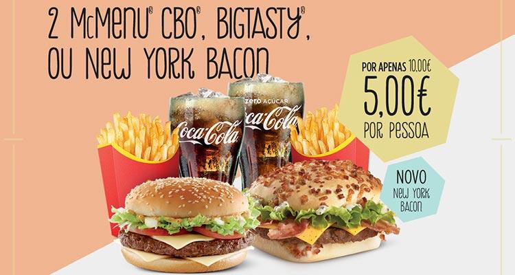 Photo of Cupão de Desconto McDonald's