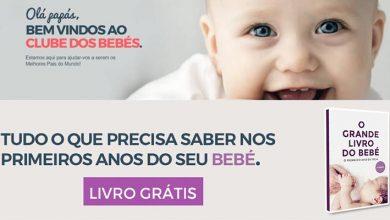 Livro Grátis Clube do Bebé