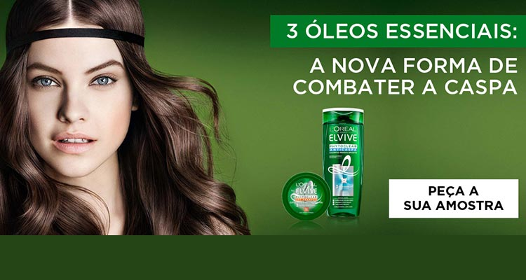 Amostra Grátis Elvive Phytoclear