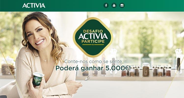 Photo of Ganha 5 Mil Euros com o Desafio Activia
