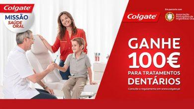 Ganha 100 Euros em Tratamentos Dentários