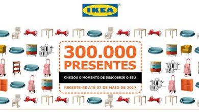300 Mil Presentes IKEA