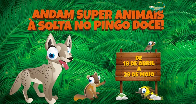 Photo of Super Animais Pingo Doce