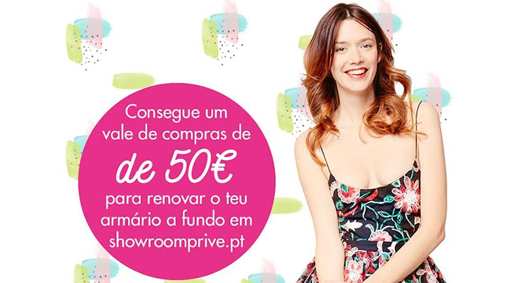 Vale 50 Euros ShowroomPrive