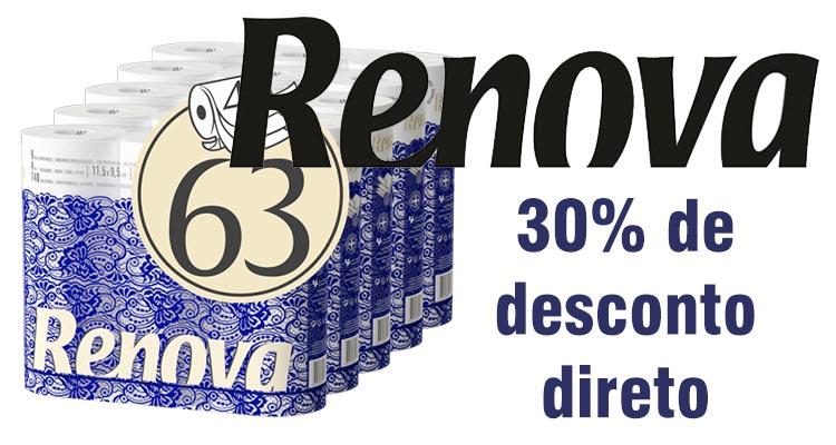 30% Desconto Renova Royal