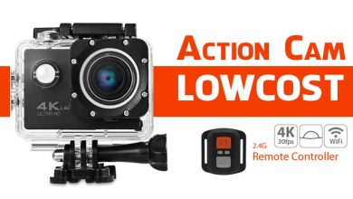 Action Cam Lowcost