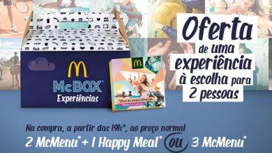 Oferta de Experiências McDonald's
