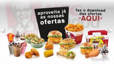 Ofertas e Descontos KFC Agosto 2017
