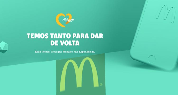 Photo of MLovers – Programa de Fidelidade McDonald's