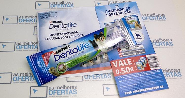 Photo of Recebido – Amostra Grátis Dentalife