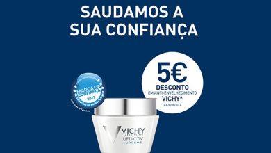 5 Euros de Desconto Vichy