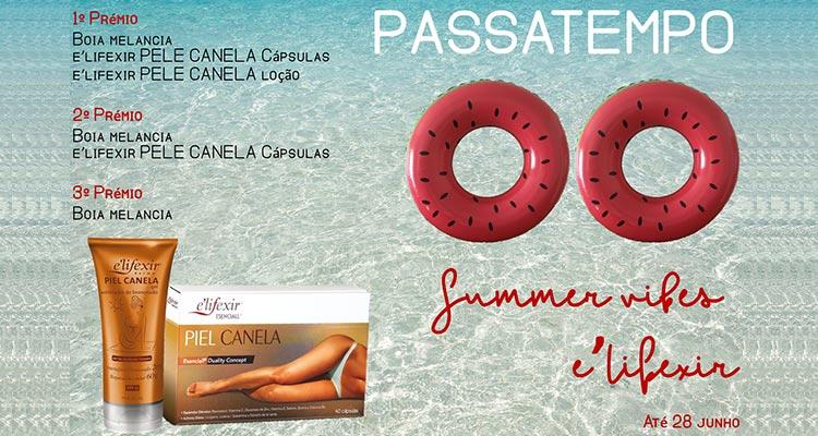 Passatempo Summer Vibes E'lifexir
