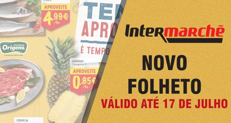 Folheto Intermarché até 17-07-2017