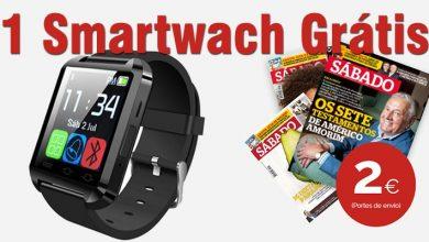 Smartwatch Grátis Revista Sábado