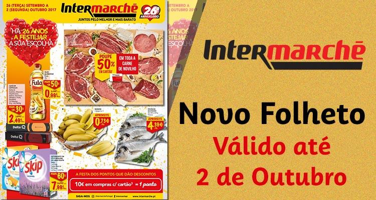 Folheto Intermarché 02-10-2017