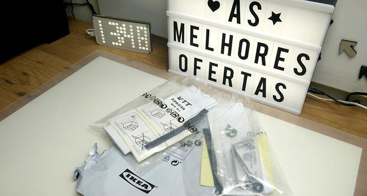 Recebido - Kit Segurança Ikea