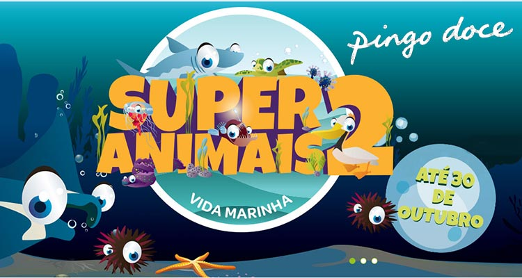 Photo of Super Animais 2 Pingo Doce