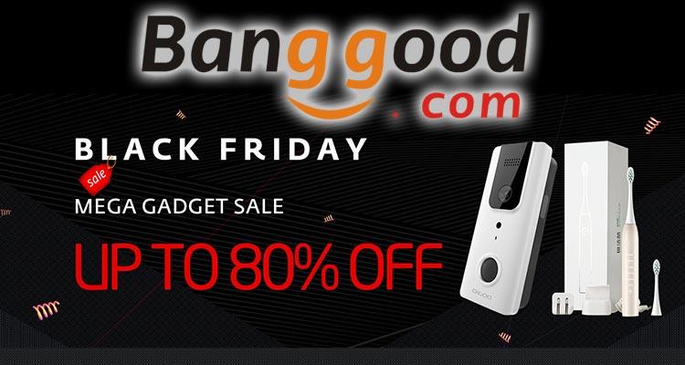 Black Friday Banggood