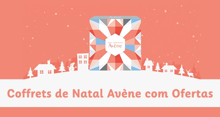 Ofertas de Natal Avène