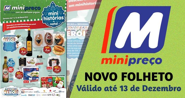 Folheto Minipreço 13-12-2017