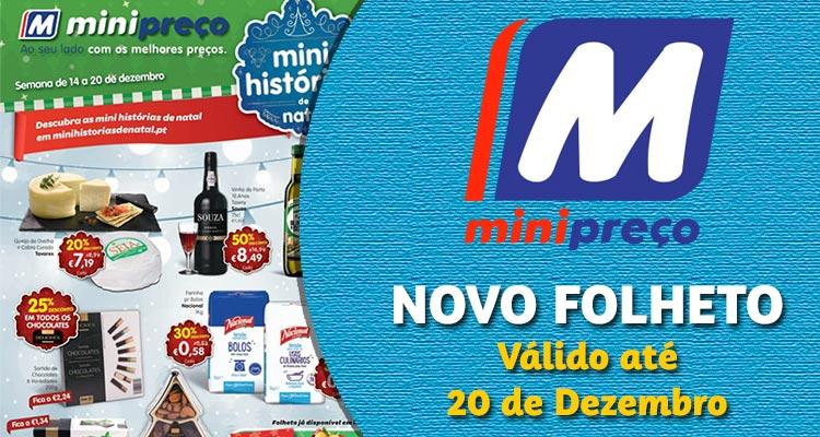 Folheto Minipreço até 20-12-2017