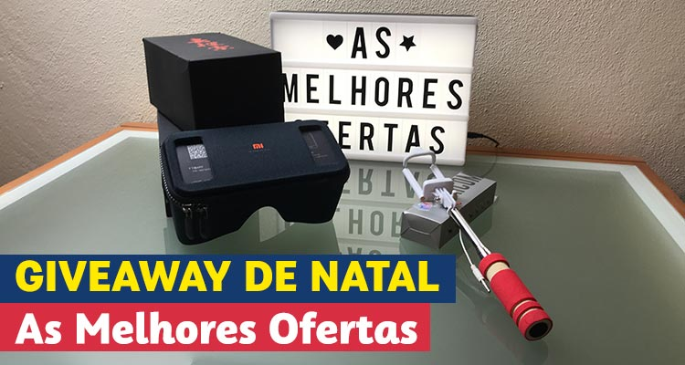 Photo of Giveaway de Natal 2017